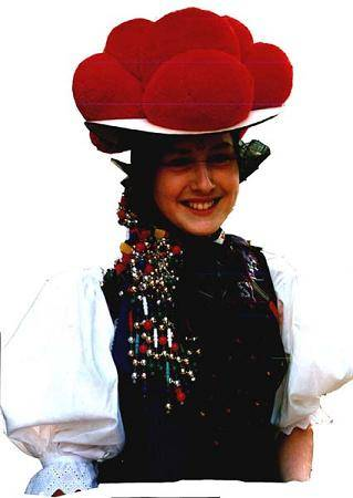 "Traditional Clothing ""Bollenhuttracht"""